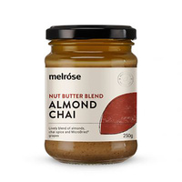 Melrose Nut Butter Blend Almond Chai 250g