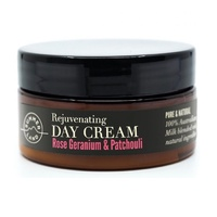 Summer Land Rejuvenating Day Cream Rose Geranium & Patchouli 50mL