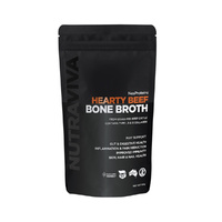 NutraViva NesProteins Bone Broth Hearty Beef 100g