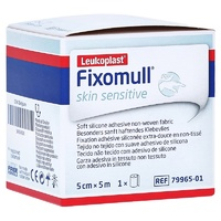 Fixomull Skin Sensitive 5cm x 5m