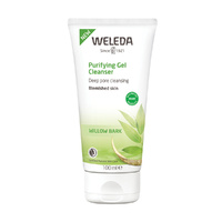 Weleda Purify Gel Cleanser Willow Bark (Deep Pore Cleansing - Blemished Skin) 100ml