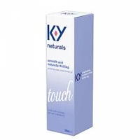 Durex KY Touch Naturals Lubricant Gel Touch 100ml