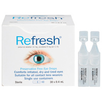 Refresh Eye Drops 30 x 0.4 mL