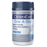 OsteoEze One A Day Glucosamine Sulfate 1500mg Tablets 120