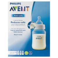 Avent Feeding Bottle 3x 260ml BPA Free