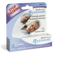 Nozovent Stop Snoring Medium