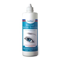 Gelflex Contact Lens Solution Preserved Saline 500mL