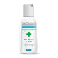 Crystawash Hand Sanitiser Gel 50ml