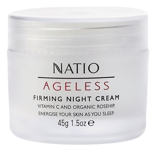 Natio Ageless Firming Night Cream