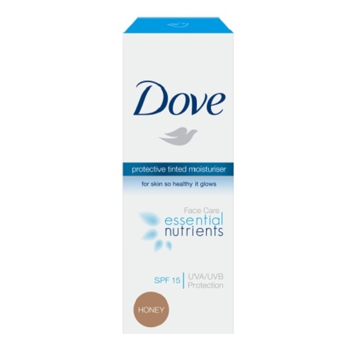 Dove Face Tinted Moisturiser Honey 50mL