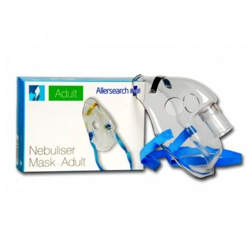 Allersearch Nebuliser Adult Mask